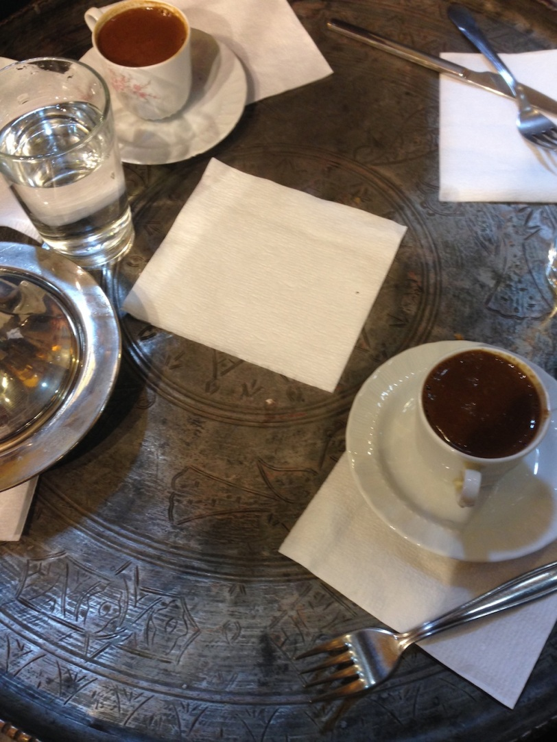 Turkish Coffee, Grand Bazaar, Istanbul