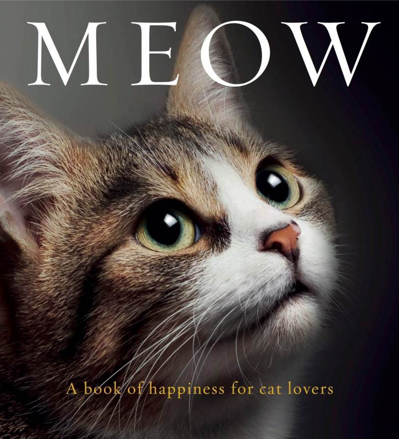 meow a book of happiness for cat lover