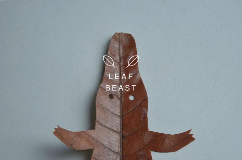 LEAF BEASTS by Baku Maeda (9)