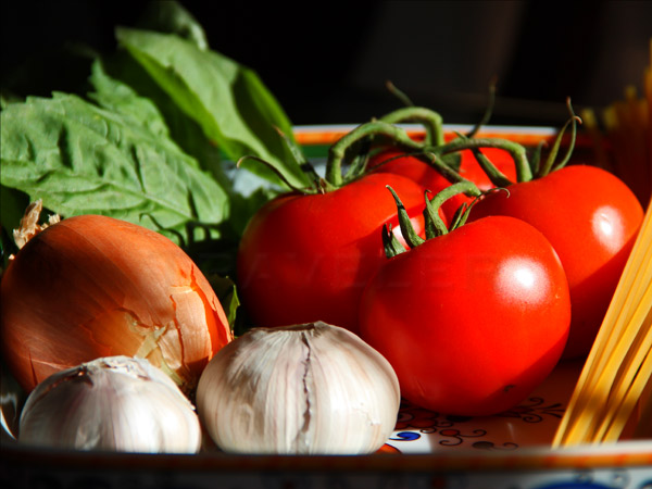 risotto-veggies