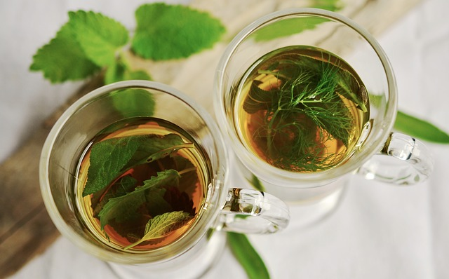 DIY: A Heal-Anything, Indoor Herbal Tea Garden
