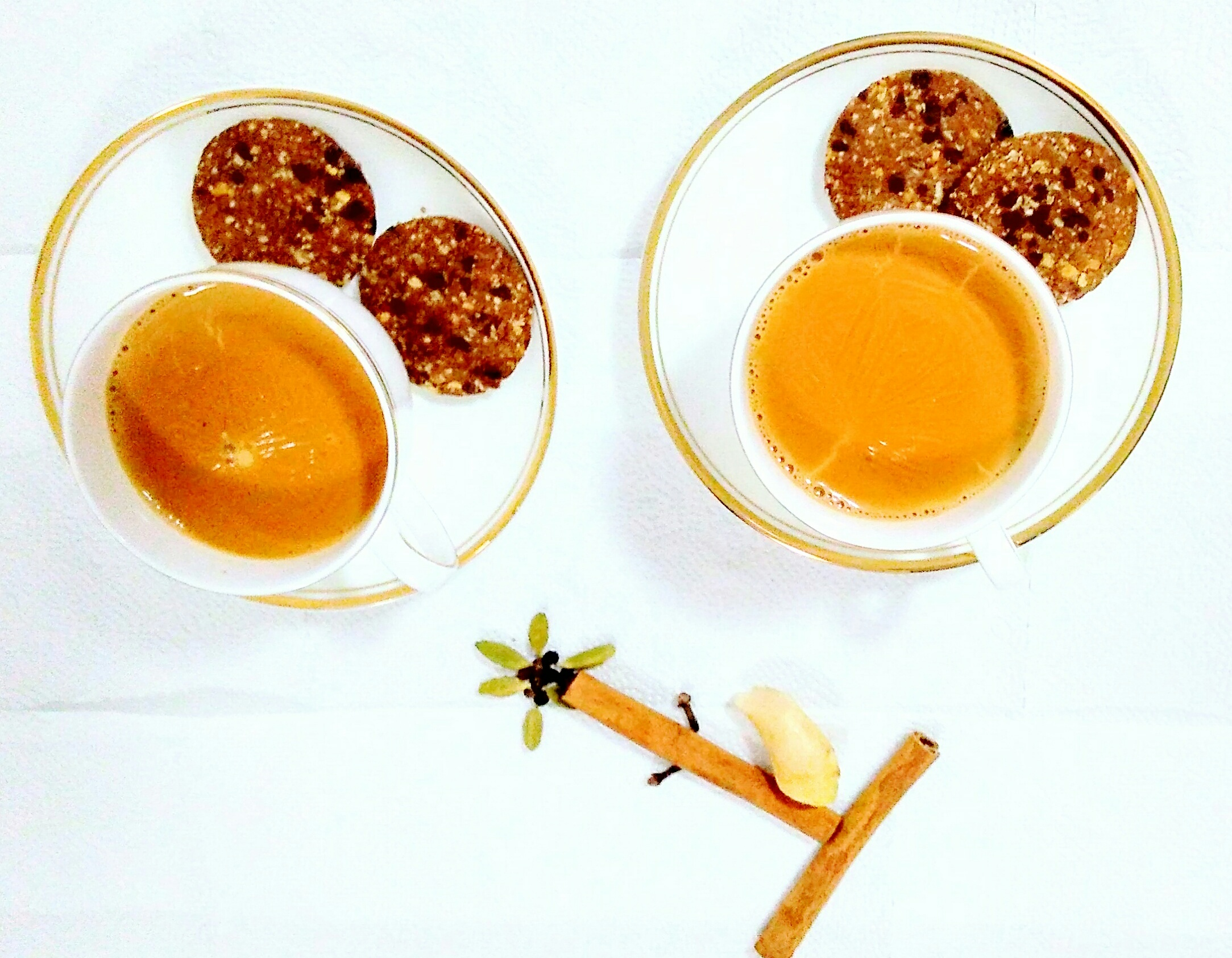 Masala Chai (spiced milk tea)